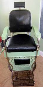 Old Barber Chair Vintage Barber Chair Basics Antique Barber Chairs Online