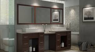 sink amazing dual sink vanity design element cosmo 60 double