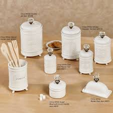 vintage canisters for kitchen pottery canister sets farmhouse kitchen canisters white canister