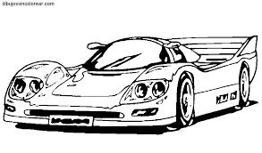imagenes de ferraris para dibujar faciles perfecto página para colorear de autos elaboración ideas para