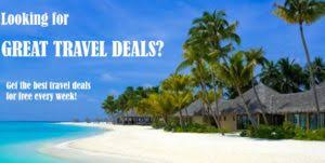 the best travel newsletter and deals free cheaptripdeal