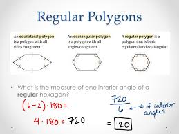 Regular Pentagon Interior Angles 6 1 Notes The Polygon Angle Sum Theorem Investigation Sketch A