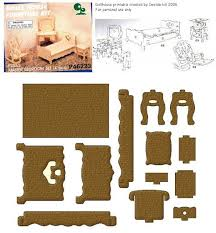 printable barbie house furniture 531 best furniture images on pinterest doll houses dollhouses and