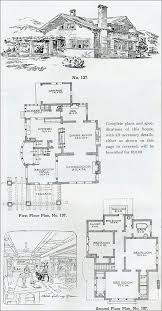 style homes floor plans also california craftsman bungalow house plans