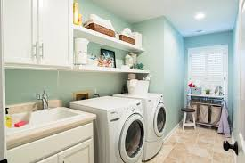 Laundry Room Wall Storage Striking Useful Laundry Room Shelving Ideas Homesthetics