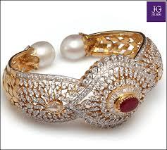 diamond studded diamond studded gold bracelet gold diamond bracelet jewelry