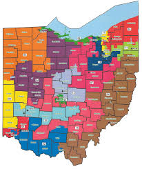 Port Clinton Ohio Map by Republican Drawn Congressional Map Clears Ohio House Amid