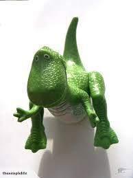 mcdonalds toy story rex dinosaur figure trade