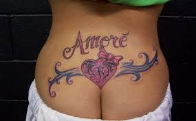 20 beautiful lower back tattoo designs slodive throughout the