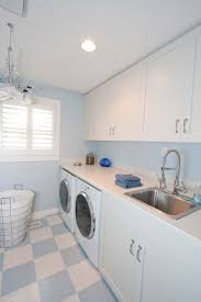 barefoot contessa traditional laundry room portland by