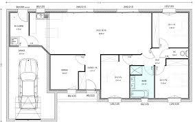 plan maison 3 chambre plan maison 3 chambres 1 bureau de chambre lzzy co