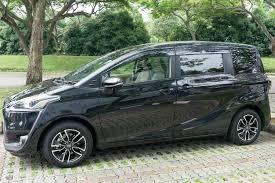 new toyota cars singapore toyota sienta review zit seng u0027s blog