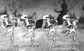 dancing halloween skeleton background 10 vintage halloween cartoons horror movie news and reviews