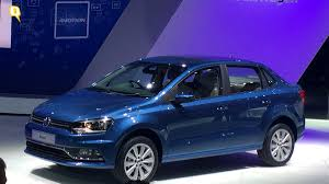 volkswagen ameo volkswagen unveils new polo vento u0026 ameo at auto expo 2016 the