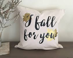 Thanksgiving Pillow Covers Seasonal Pillow Etsy
