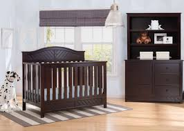 4 In 1 Crib With Changing Table Bennington Elite Curved 4 In 1 Crib Delta Children U0027s Products