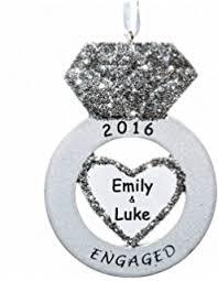 personalized engaged gift
