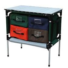 OZtrail Camp Kitchen Deluxe With Sink Camp Furniture Camping - Oztrail camp kitchen deluxe with sink