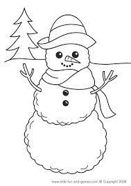 31 winter images coloring pages coloring