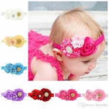 hair ribbons 2017 infant rhinestone tiaras boutique hair accessories