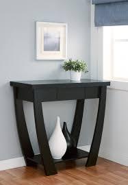 amazon com enitial lab bond 1 drawer console sofa table black