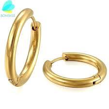 mens earrings uk mens earrings gold wo mens gold hoop earrings uk watford health
