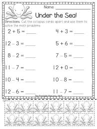 worksheets to practice addition subtraction and mixed addition