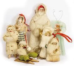 267 best german spun cotton ornaments images on spun