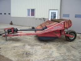 gehl 2340 discbine mower conditioner 9 cut hay haybine time on