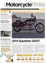 the motorcycle times april 2014 by the motorcycle times issuu