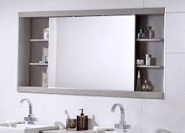 Bathroom Mirror With Storage 60 Palmetto Medicine Cabinet Bathroom Mirror For Cabinets Sliding