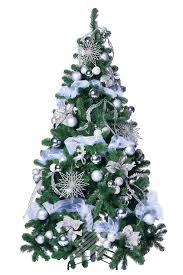 tuscan decorated artificialmas tree live trees
