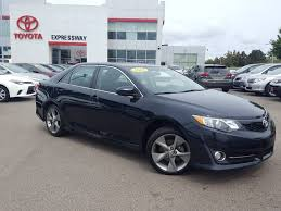 pre owned lexus boston certified pre owned 2014 toyota camry se sport 4dr car in boston