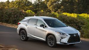 2016 lexus rx crossover review with price horsepower and photo