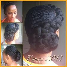 gray hair braided styles natural hair braid updo pinterest hair5 pinterest natural