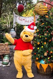 Winnie The Pooh Christmas Tree Decorations The Christmas Trees Of Disneyland Park Disney Parks Blog