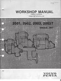 handleiding volvo penta 2003 pagina 1 van 35 english