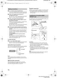 sony xnv 660bt wiring diagram sony wiring diagrams collection