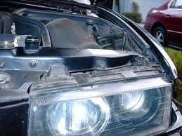 zkw e36 3 series bmw headlights euro ellipsoids with options