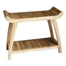 Teak Benches For Showers Teak Bench For Shower Nujits Com