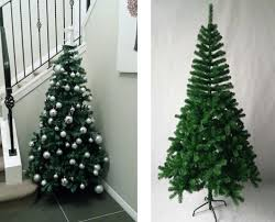 six foot artificial tree with stand grabone store