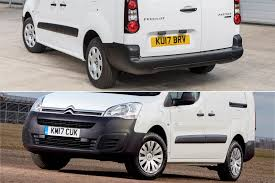 peugeot expert partner van ranges electric van guide everything you need to know parkers