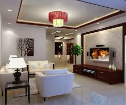 latest wall ceiling samples for small house designs for living