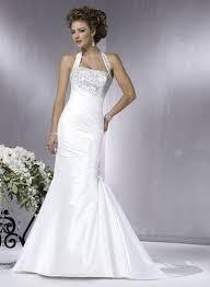 halter style wedding dresses mermaid wedding dresses halter mermaid wedding dresses look more