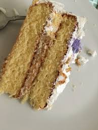 dominican cake with dulce de leche filling i made this delicious