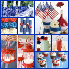 cool 4th july diy decorations food