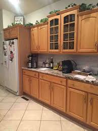 do gray walls go with brown cabinets mindful gray kitchen cabinets evolution of style