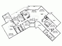 Bedroom Ranch House Plans House Plans Pricing Swawouorg - 5 bedroom house floor plans