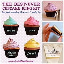 the best ever cupcake icing kit jamie of all trades
