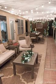 Patio Backyard Ideas Best 25 Patio Lighting Ideas On Pinterest Backyard Patio